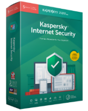 Kaspersky Internet Security multi-device (PC, Mac & Mobile)