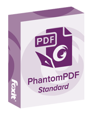 Foxit PhantomPDF Standard 9 ENG