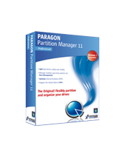 Partition Manager 12 Professional PL