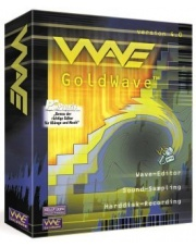 GoldWave Digital Audio Editor