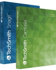TechSmith Camtasia 2020 & TechSmith Snagit 2020 Bundle + 1yr maintenance