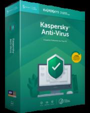 Kaspersky Anti-Virus kontynuacja na 1 rok