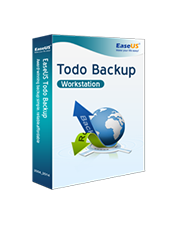 EaseUS Todo Backup Workstation | Windows