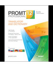 PROMT Professional 12 Multilingual