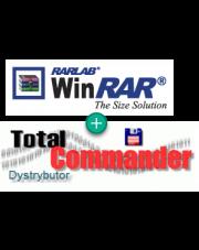 razem taniej: Total Commander+WinRar