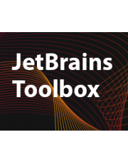 JetBrains Toolbox All Products Pack - Individual annual subscription (licencja roczna)
