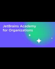 JetBrains Academy for Organizations - wersja dla użytkownika indywidualnego