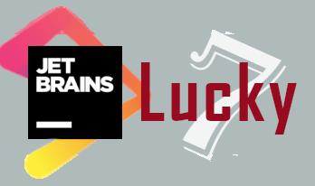 JetBrains szczęśliwa siódemka - promocja